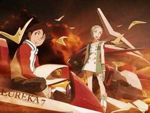 "Eureka Seven 秘密基地""Himitsu Kichi"" (Full Version)- HQ Audio"