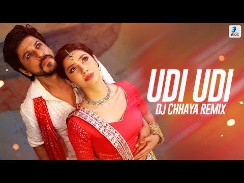 Udi Udi Jaye (Remix) - DJ Chhaya   Raees   Shah Rukh Khan   Mahira Khan   Navratri Dandiya Special