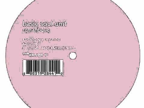 Basic Soul Unit - Tunnels (Sebo K & Metro remix)