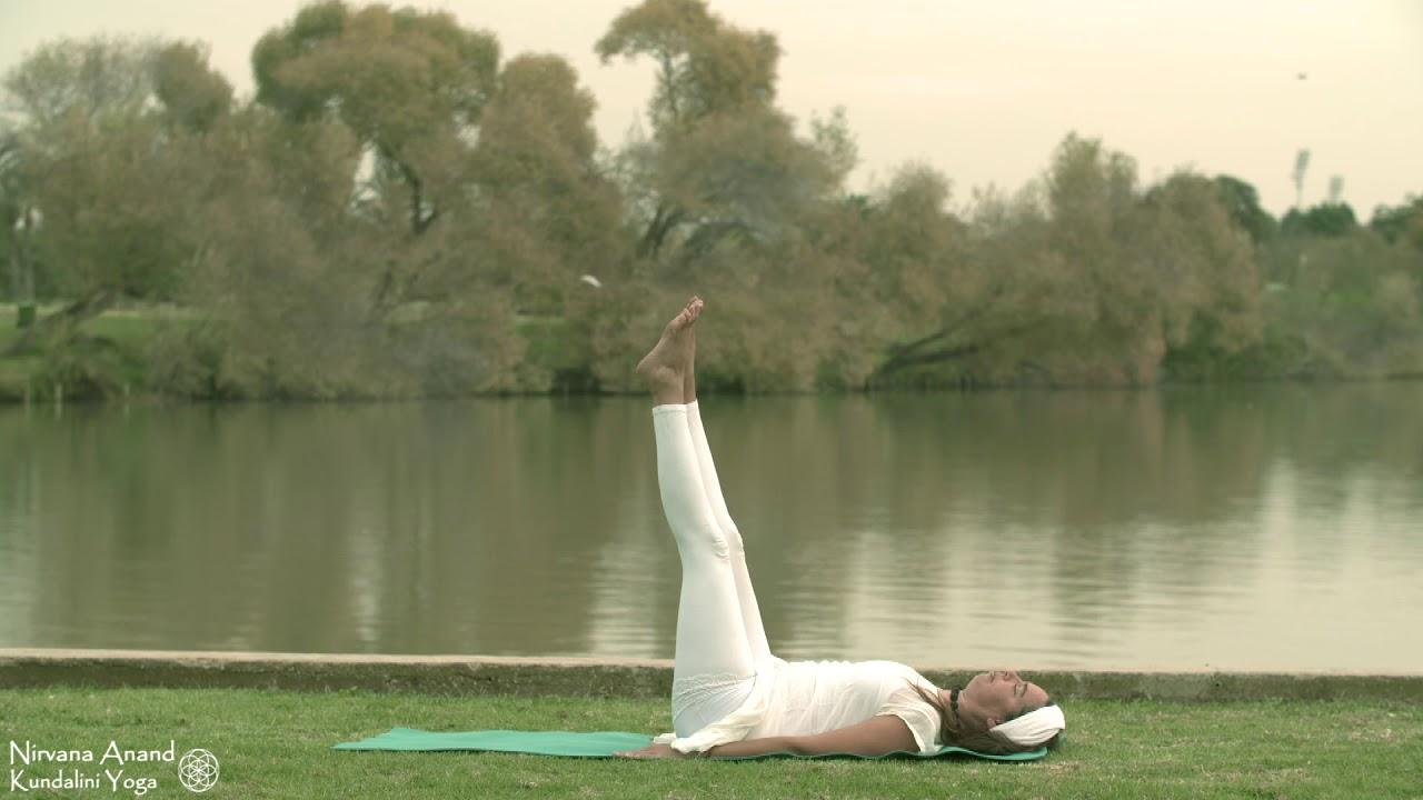 Kundalini Yoga Kriya - Prana Apana Balance - with Nirvana Anand