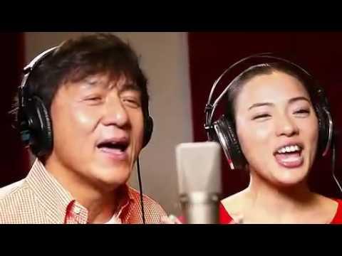 Jackie Chan & Chen Si Si--Tian Tian Yue Yuan--