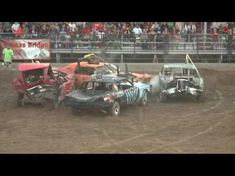 Demolition Derby Logan Utah – Cache Bash 2016