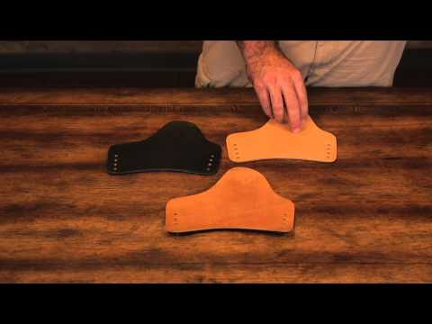 CrossBreed® Holsters - Holster Leather Options