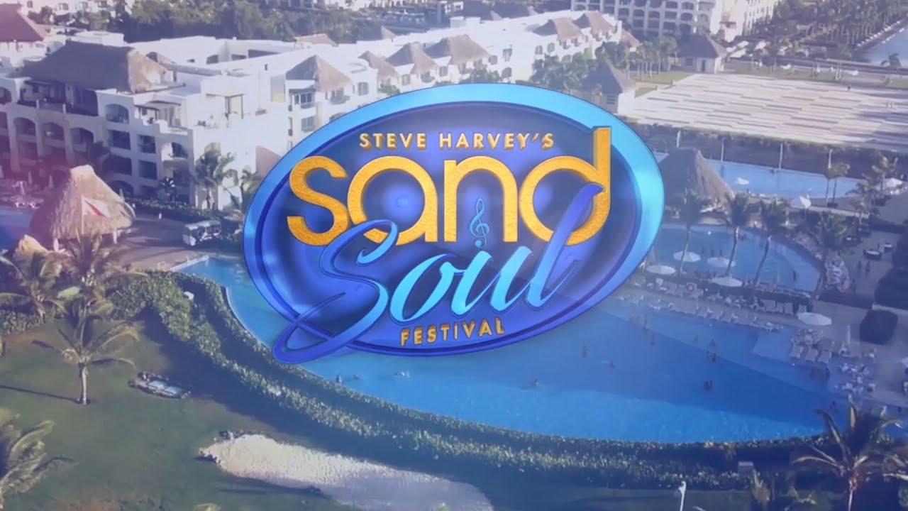 Sand And Soul Festival 2020.Steve Harvey S Sand Soul Festival 2019