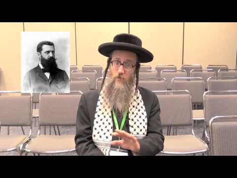 Jews Against Zioniosm: Rabbi Speaking The Truth About Palestine \u0026 Israel