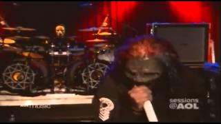 Slipknot - Three Nil - Official Music Video. 2004 Roadrunner Record...