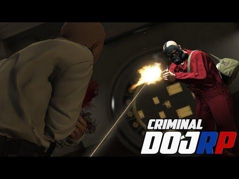 DOJ Criminal - The Federal Reserve Heist - EP.32