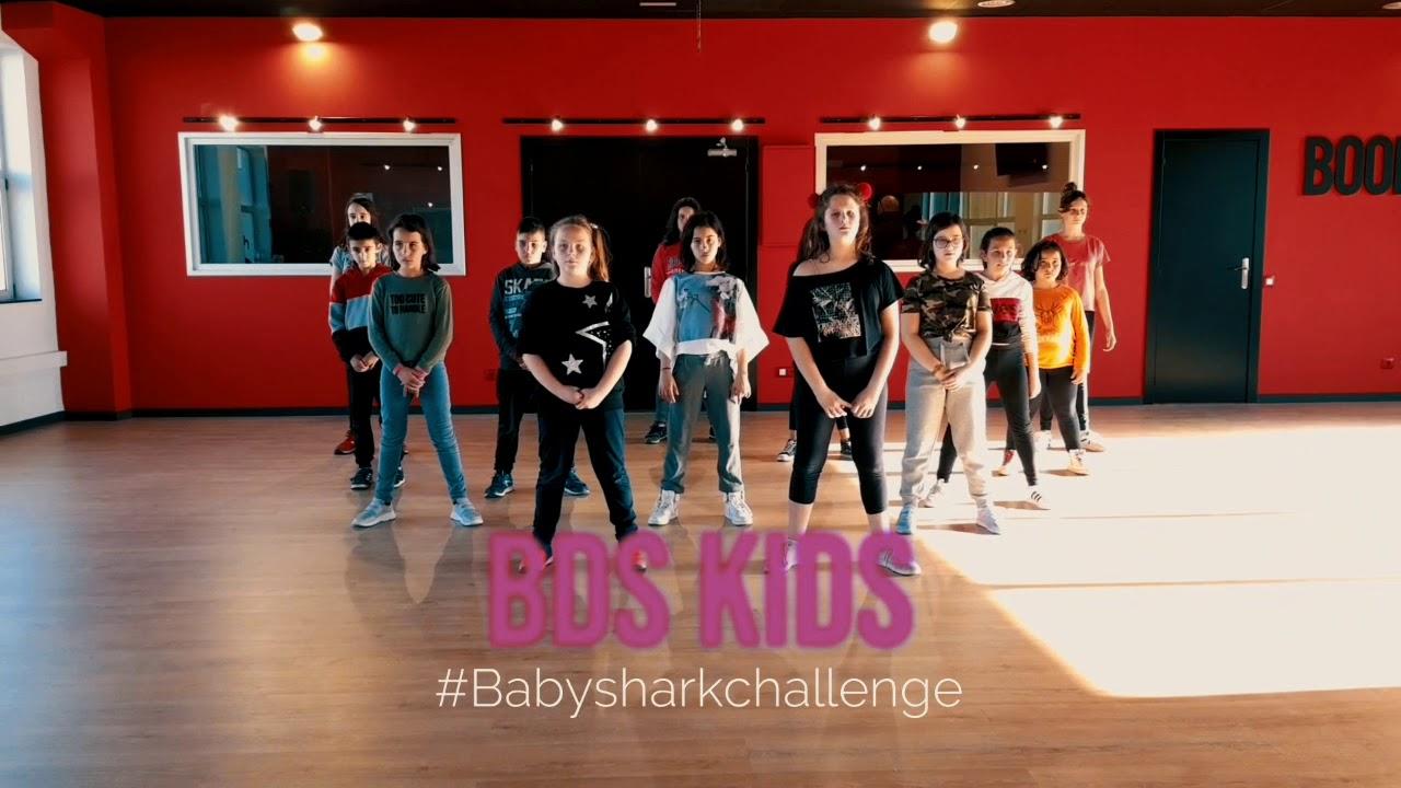 Baby Shark Dance Challenge @boonghadancestudio - YouTube
