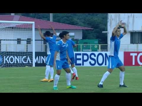 Uzbekistan vs Iraq (AFC U-16 Championship: Quarter-final)