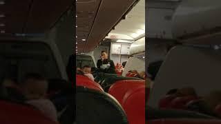 "Video Air Asia cabin crew in flight entertainment by singing Hindi song ""tera mujhse hai pehle ka nata koi download MP3, 3GP, MP4, WEBM, AVI, FLV Juni 2018"