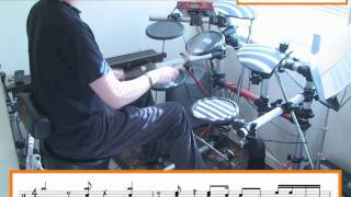 ★ Gotta Be Somebody (Nickelback) ★ Free Drum Lesson | How To Play Song (Daniel Adair)