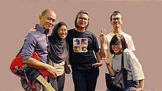 Zoom Livetrak L-20: The 2nd A's Live Performance @ City Music Singapore | #FeatureFriday