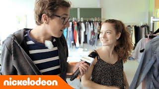 Hey Nickelodeon | Sascha besucht Toni hinter den Kulissen von SPOTLIGHT | Nickelodeon Deutschland