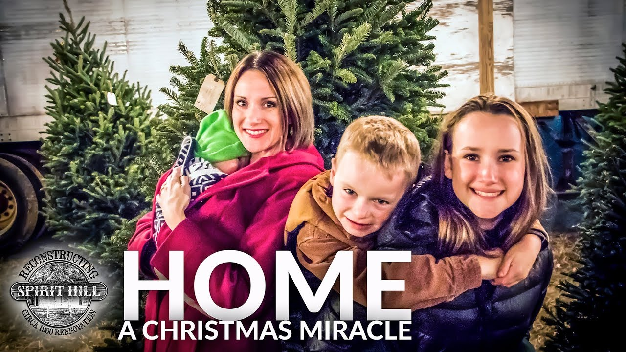 A Christmas Miracle.Home A Real Life Christmas Miracle S1 E8