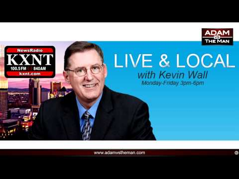AVTM on Live & Local with Kevin Wall on KXNT Las Vegas - VETERANS FOR RON PAUL!