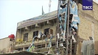 Более 20 человек погибли при взрыве в Багдаде