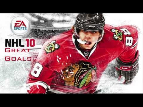 NHL 10: Great Goals - Episode 3 (Wojtek Wolski)