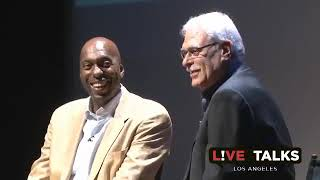 Phil Jackson: On Shaq and Kobe (from conversation with John Salley at Live Talks Los Angeles)