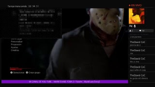 FRIDAY THE 13th : THE GAME (DIRECTO)