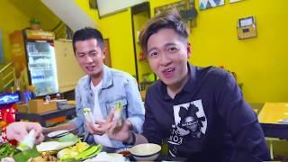 """NMAVVN - Việt Hương, Ngô Kiến Huy cùng Huỳnh Phương Choáng Váng Với Món """"Phụng Vũ Cửu Thiên"""""""