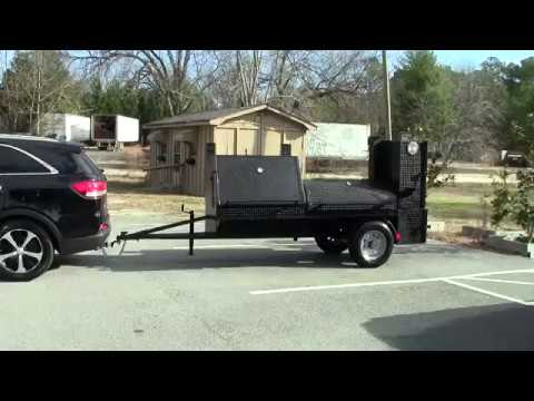 PitMaster Custom BBQ Smoker Catering Grill Trailer FOR SALE Buy Sell or Smoker BBQ Pit Rentals