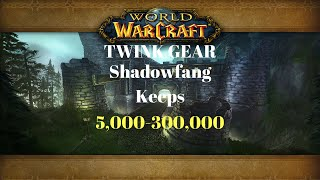 Wow Gold Guide - ShadowFang Keeps - 5k-300k an HOUR!- 6.2.4 Wod Farming