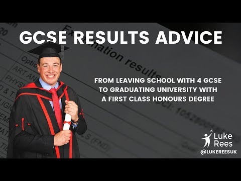 GCSE Results Advice 2018