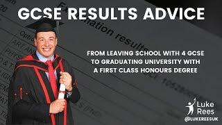 GCSE Results Advice 2018