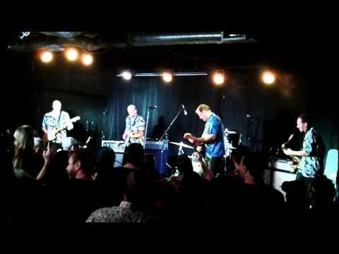 SWAMI JOHN REIS & THE BLIND SHAKE Feb 13th, 2015 - Satellite, LA