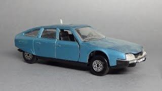 Citroen CX 2200    Norev 1974    Легендарные автомобили – Масштабные модели 1:43