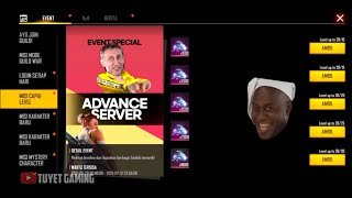 FREE FIRE.EXE - Advance Server OB29 Exe