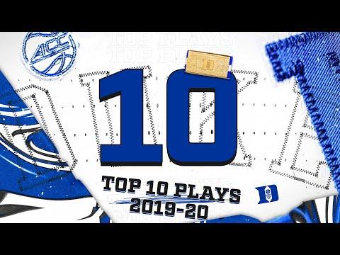 Duke Basketball: 2019-20 Top 10 Plays
