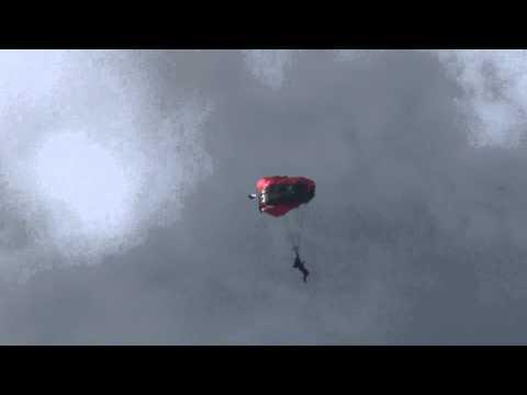 2012 Blue Angels Homecoming Airshow - USASOC Black Daggers