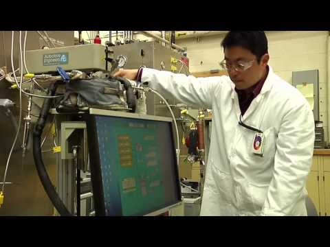 NETL- High Bay Reaction Chemistry & Engineering Laboratory