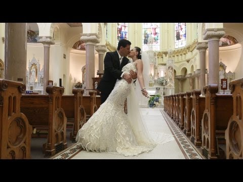 Lebanese Maronite Wedding Sacred Heart Tampa
