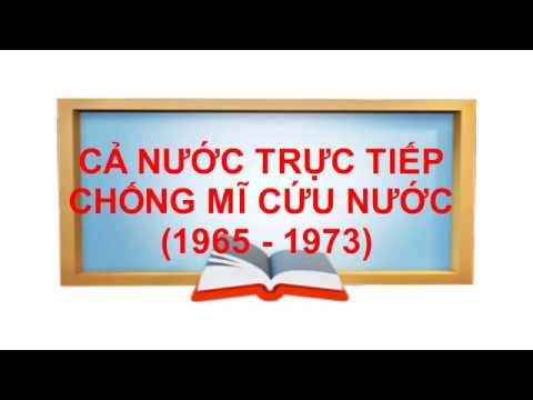 BÀI 29 - LỊCH SỬ 9:CẢ NƯỚC TRỰC TIẾP CHỐNG MĨ CỨU NƯỚC (1965 - 1973) SƠ ĐỒ TƯ DUY LỊCH SỬ LỚP 9