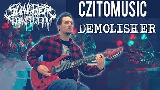 Slaughter To Prevail  DEMOLISHER Guitar Cover  CZito 2020