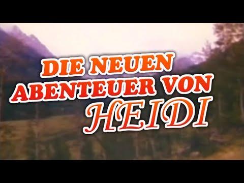 Die neuen Abenteuer von Heidi (Kinderfilm, deutsch, Spielfilm für Kinder,  Filmklassiker) Kinderfilme
