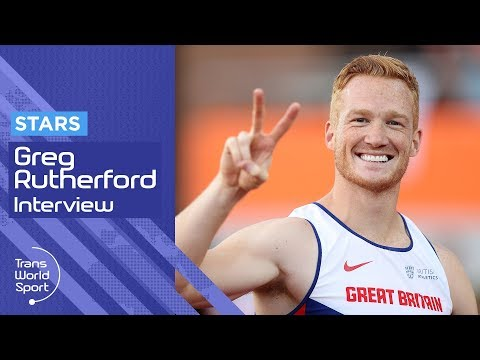 Greg Rutherford | Long Jump Olympic Champion on Trans World Sport