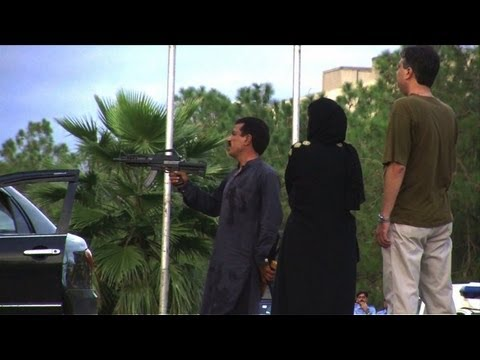 Pakistan police shoot