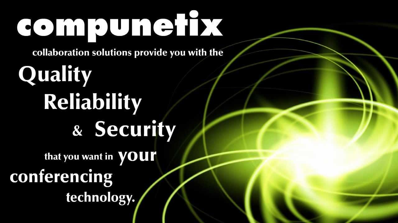 Compunetix: the technology of cooperation