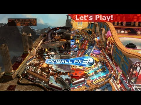 Let's Play: Pinball FX3 [Carnivals and Legends Pack]