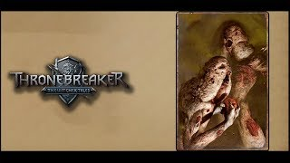 A TROUBLED REPOSE - Part 2 - Thronebreaker: The Witcher Tales - Gameplay Let