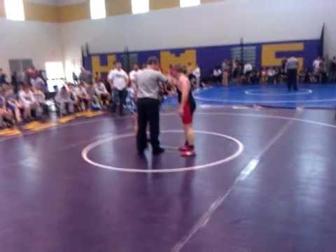 Terry Manning (Dutchtown Middle school wrestling)