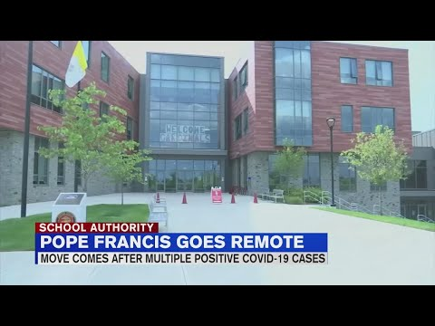 Pope Francis Preparatory School switches to remote learning after students test positive for