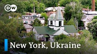 New York, Ukraine: Ein Dorf an der Donbass-Front   Fokus Europa
