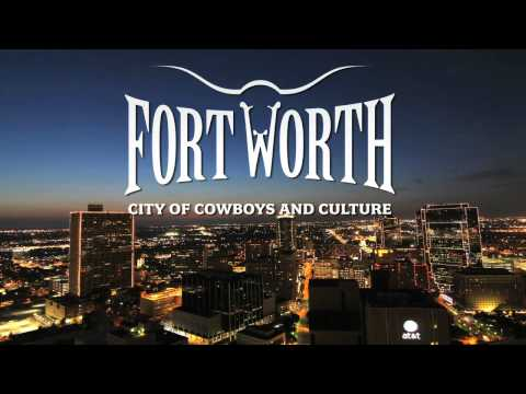 "Fort Worth, Texas ""Sizzle Reel"" a travel destination video"
