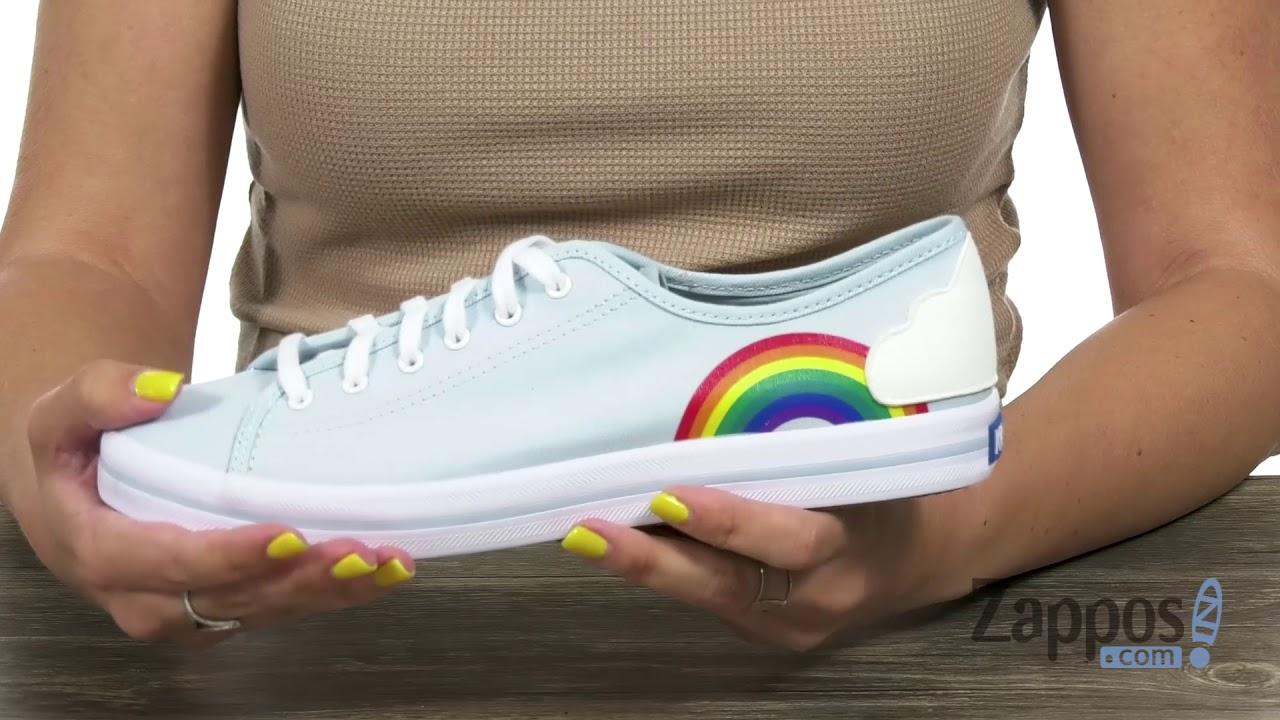 Keds X SUNNYLIFE Triple Kick Rainbow Womens