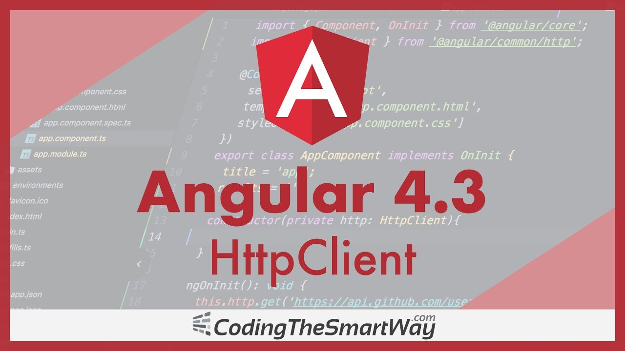 Angular 4 3 HttpClient (Accessing REST Web Services With Angular