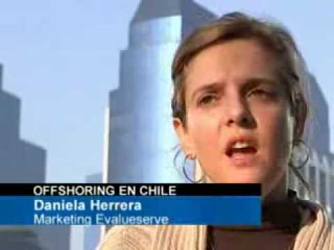 Offshoring in Chile